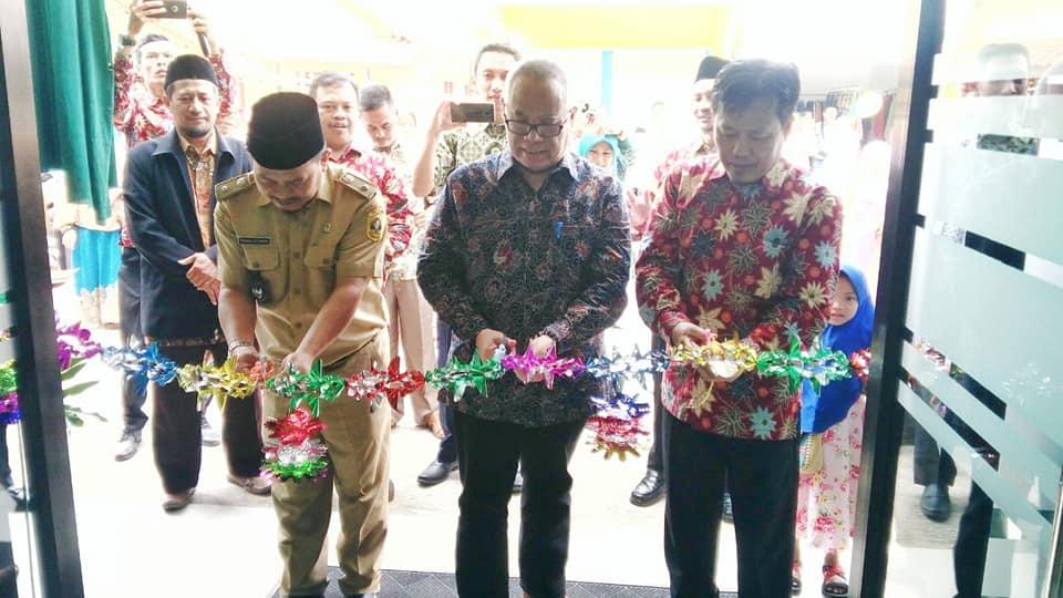 Peresmian Kantor Baru KSPPS Khairu Ummah Cabang Puraseda