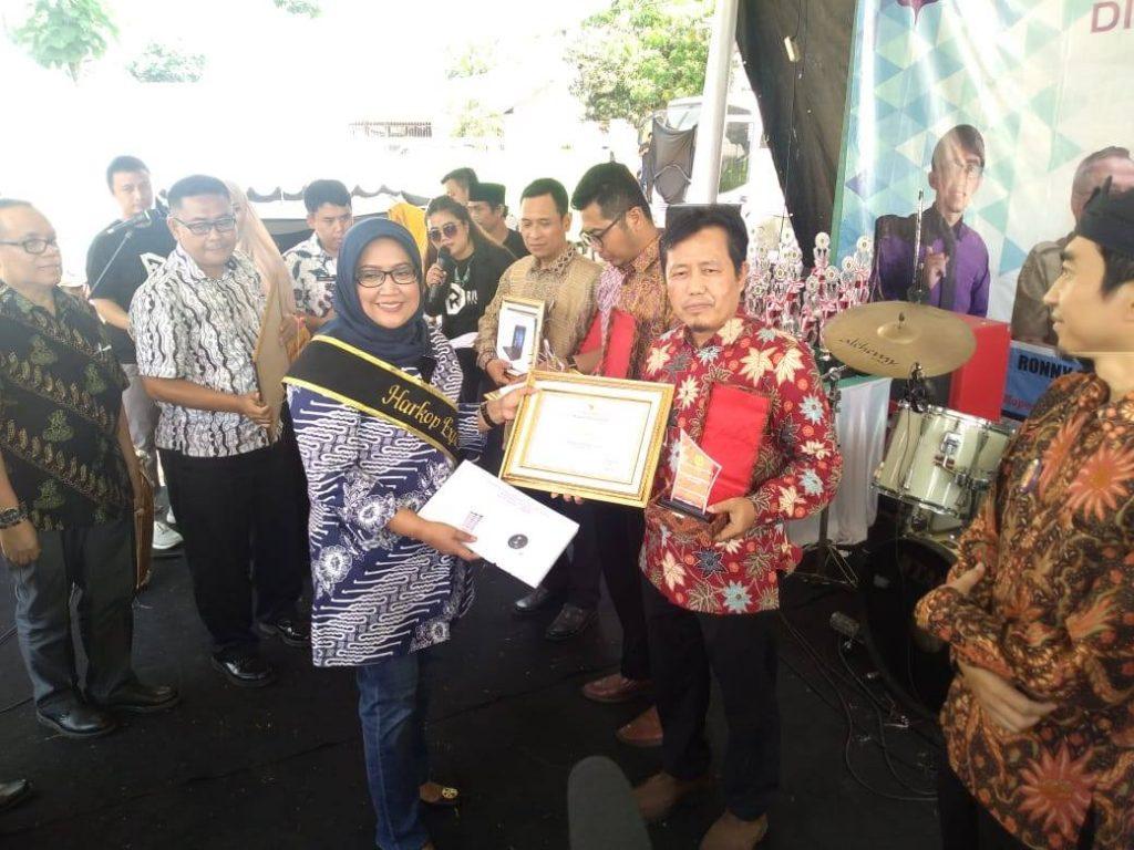 Koperasi Khairu Ummah Penerima Penghargaan Koperasi Berprestasi Tahun 2019